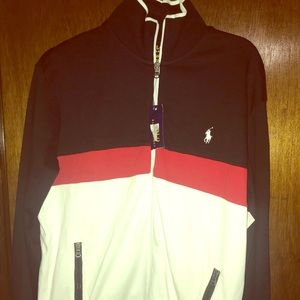 Brand New Polo Track Jacket